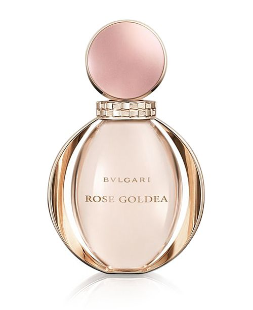 BVLGARI Rose Goldea Fragrance Collection