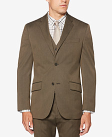 Perry Ellis Men's Solid Blazer