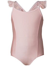 Flo Dancewear Sylph Frill-Strap Leotard, Little Girls & Big Girls