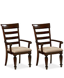Orlin Armchair (Set Of 2), Quick Ship