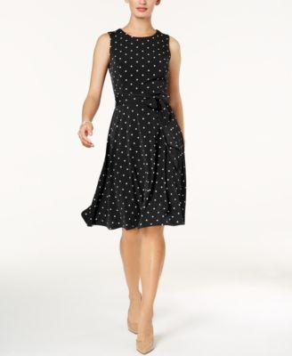 Polka Dot Dresses Macy's