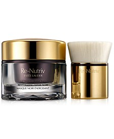 Re-Nutriv Ultimate Diamond Revitalizing Mask Noir