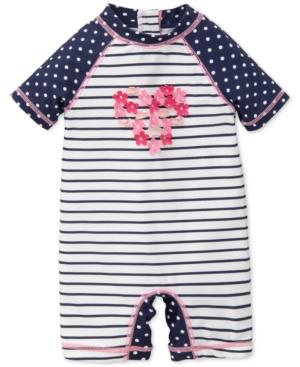 Little Me Striped & Dot-Print...