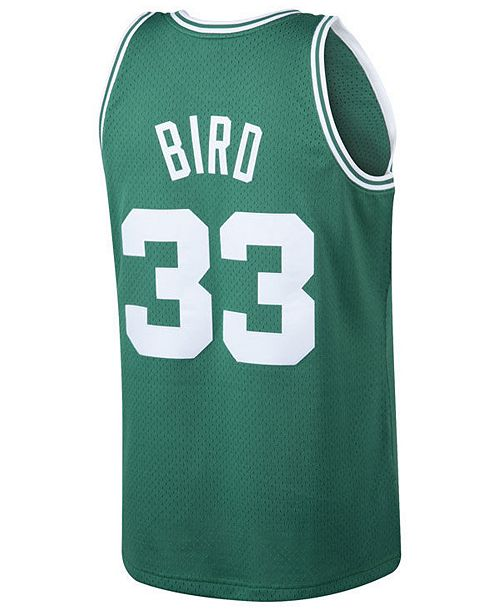 59d6e4b5a4b ... Mitchell   Ness Men s Larry Bird Boston Celtics Hardwood Classic  Swingman Jersey ...