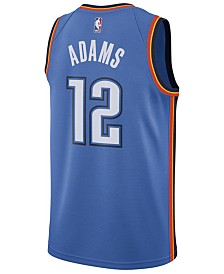 Nike Men's Steven Adams Oklahoma City Thunder Icon Swingman Jersey