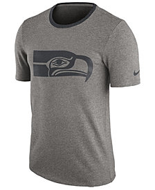 Nike Men's Seattle Seahawks Retro Modern Ringer T-Shirt