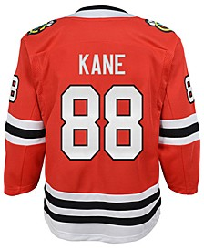 Patrick Kane Chicago Blackhawks Premier Player Jersey, Big Boys (8-20)