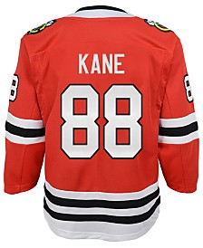 Authentic NHL Apparel Patrick Kane Chicago Blackhawks Premier Player Jersey, Big Boys (8-20)