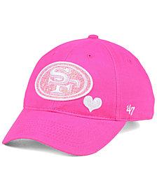 '47 Brand Girls' San Francisco 49ers Sugar Sweet MVP Cap