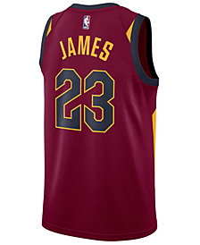 Nike Men's LeBron James Cleveland Cavaliers Icon Swingman Jersey