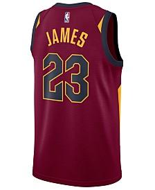 Nike Men's LeBron James Cleveland Cavaliers Icon Swingman Jersey