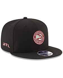 New Era Atlanta Hawks Basic Link 9FIFTY Snapback Cap