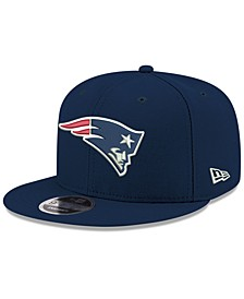 New England Patriots Team Color Basic 9FIFTY Snapback Cap
