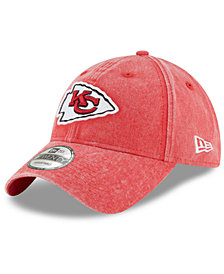 New Era Kansas City Chiefs Italian Washed 9TWENTY Cap