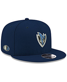 New Era Dallas Mavericks Basic Link 9FIFTY Snapback Cap