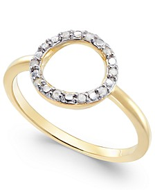 Diamond Circle Ring (1/10 ct. t.w.)