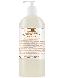 Kiehl's Since 1851 Bath & Shower Liquid Body Cleanser - Grapefruit, 33.8 fl. oz.