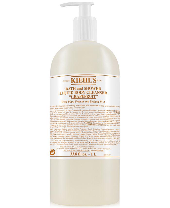 Kiehl's Since 1851 - Bath & Shower Liquid Body Cleanser - Grapefruit, 33.8 fl. oz.