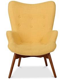 Perlie Contour Chair, Quick Ship