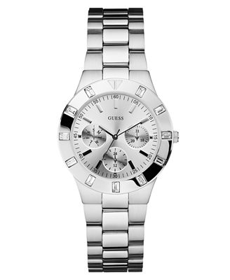 guess s stainless steel bracelet 36mm