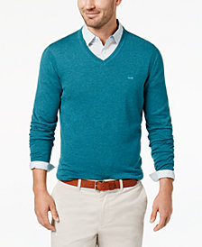 Michael Kors Men's Classic V-Neck Sweater