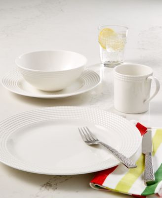 kate spade new york Dinnerware Wickford Dinnerware Collection & kate spade new york Dinnerware Wickford Dinnerware Collection ...