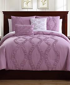 Megan 5-Pc. King Comforter Set