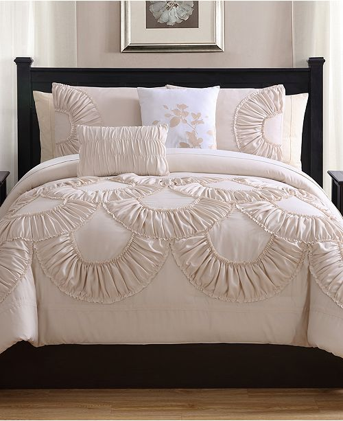 Ellison First Asia Toulouse 5-Pc. Comforter Sets