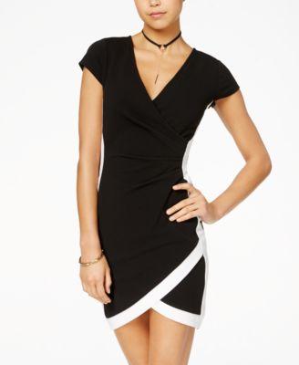 Black and White Dresses for Juniors