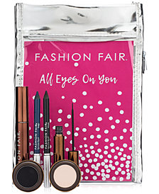 Fashion Fair 7-Pc. All Eyes On You Gift Set, Created for Macy's