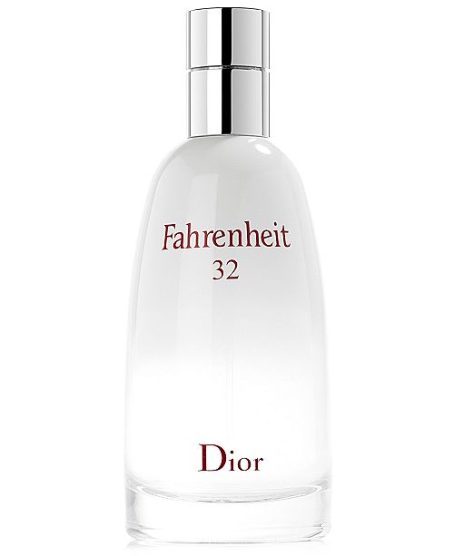 Dior Men's Fahrenheit 32 Eau de Toilette Spray, 3.4 oz.