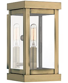Livex Hopewell Outdoor Wall Lantern