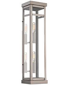 Livex Hopewell 2-Light Outdoor Wall Lantern