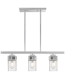 Harding 3-Light Linear Chandelier