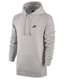Nike Men's Big and Tall Pullover Fleece Hoodie
