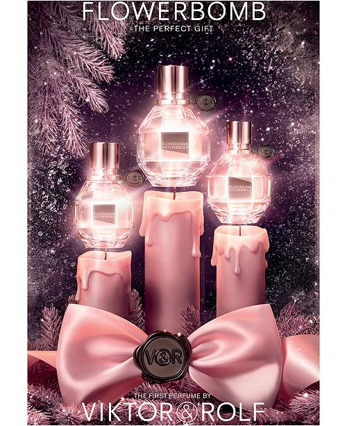 Flowerbomb fragrance collection watch video mightylinksfo