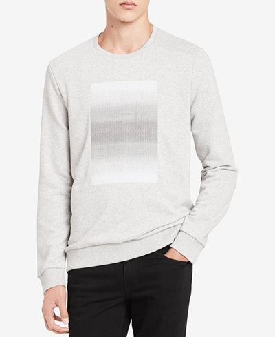 Calvin Klein Jeans Men's Sweatshirt