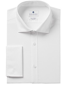 Men's Ultimate Slim-Fit Non-Iron Performance White Dress Shirt, Created for Macy's