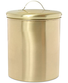 Thirstystone Large Brushed Gold Canister