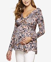 3966643e40490 Jessica Simpson Maternity Clothes For The Stylish Mom - Macy s