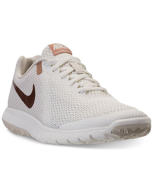 online store d17fb da2de ... Nike Women s Flex Experience Run 6 Running Sneakers from Finish ...