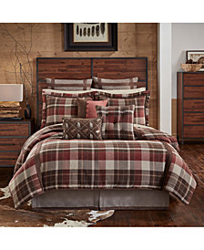 Croscill Kent 4-Pc. Queen Comforter Set