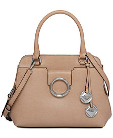 Calvin Klein Reese Top Handle Satchel