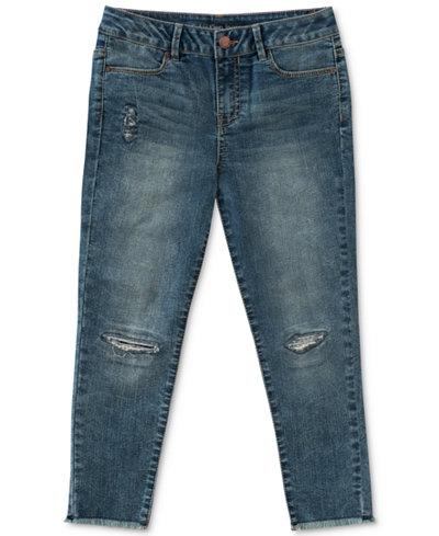 Calvin Klein Capri Skinny Jeans, Big Girls