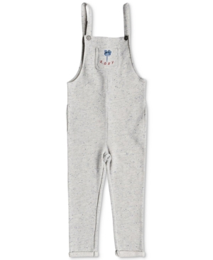 Roxy Knit Overalls, Toddler...