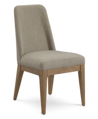 Martha Stewart Collection Brookline Upholstered Side Chair, Created for Macy's