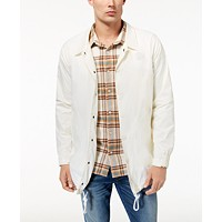 Deals on LRG Men's Surfside Coaches Trench Jacket