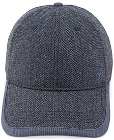 Men's Herringbone Baseball Cap