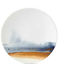 Lenox Watercolor Horizons Accent/Salad Plate, Created for Macy's