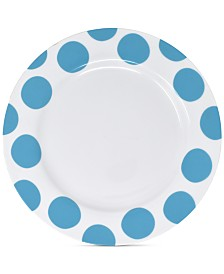 Darbie Angell Lauderdale Dot Accent/Salad Plate